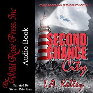 Second Chance City audiobook cover art