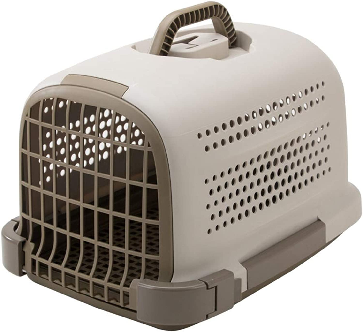 Byx Pet Bag  Air Box Portable Cat Bag Shipping Box Space Bag Dog Cage Pet Cat Cage Cat Cat Teddy Out Supplies Pet Backpack (color   A)