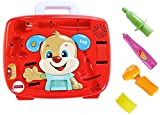 Cuidando do Cachorrinho, Aprender e Brincar, Fisher Price, Mattel