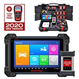 Autel Maxisys Pro MK908P Automotive Diagnostic Scan Tool, MS908P Upgraded, Advanced Full System Scanner with ECU Coding and J2534 ECU Programming 30+ Service Functions, With TS401 TPMS Service Tool