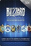 Blizzard-Geschenkkarte 50 EUR | PC Code
