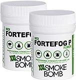 Xterminate XXL 16g Smoke Bomb Fogger Fumer Killer For Fleas, Bed bug, Carpet