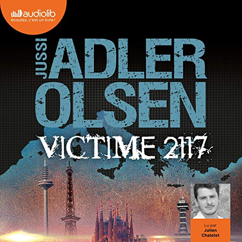 Victime 2117 audiobook cover art