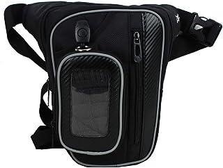 JIAJIA Locomotive Motorcycle Riding Leg Bag, Racing Leg Bag, Motorcycle Bag Waist Bag, Riding Leg Bag, Large Capacity, Discount Leg Bag Sports