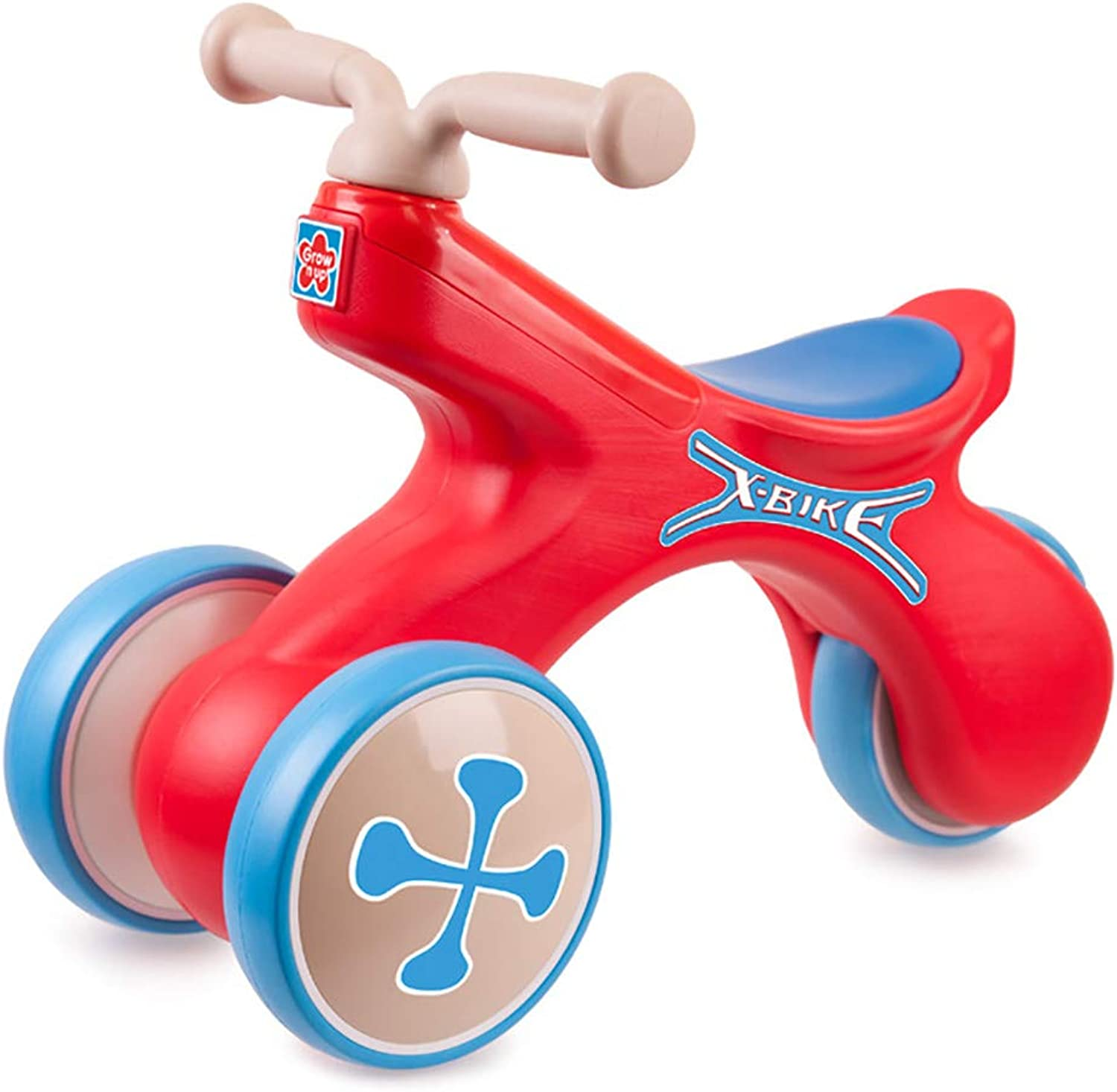 Baby Slide Toddler Baby Balance Car Without Pedals Baby Bicycle 1-4 Years Old Baby Toy Walker Without Pedals Can Take A Tricycle