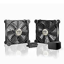 top 10 windchaser fan parts AC Infinity MULTIFAN S7-P, 120 silent 120 mm AC fan with speed control, UL list …