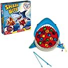 Wowow Toys & Games Sharky Snappers Shark Bite Fishing Board Game | Great Classic Family Fun Entertainment For Kids Adults Boys & Girls Ages 3+