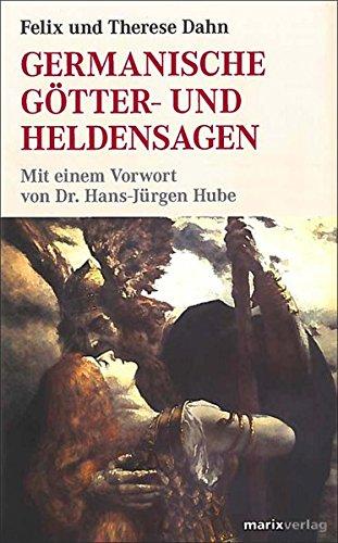 Germanische Götter und Heldensagen