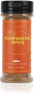 Castle Foods Pumpkin Pie Spice - 3 Oz.