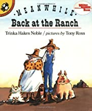 Meanwhile Back at the Ranch (Reading Rainbow Books) Paperback – September 1, 1992