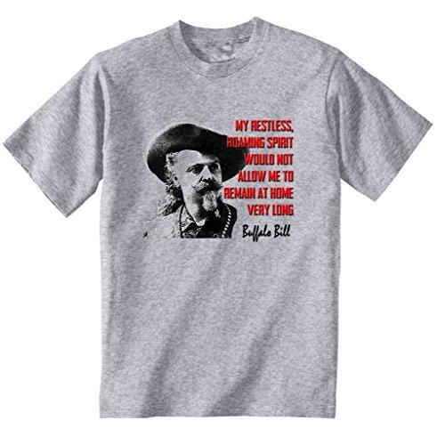Camiseta de Buffalo Bill