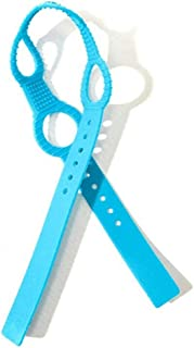 M SEVENHOPE Haarf/ärbemittel Handschuhe Professionelle Haarf/ärbendes Shampoo Zubeh/ör Wiederverwendbare Salon Werkzeuge