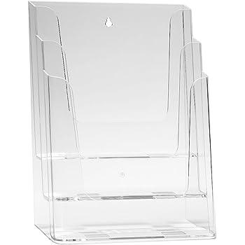 Taymar Confezione da 10 DIN A4 trasparente