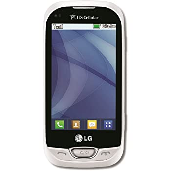 LG Freedom II - UN280 - No Contract Phone (U.S. Cellular)