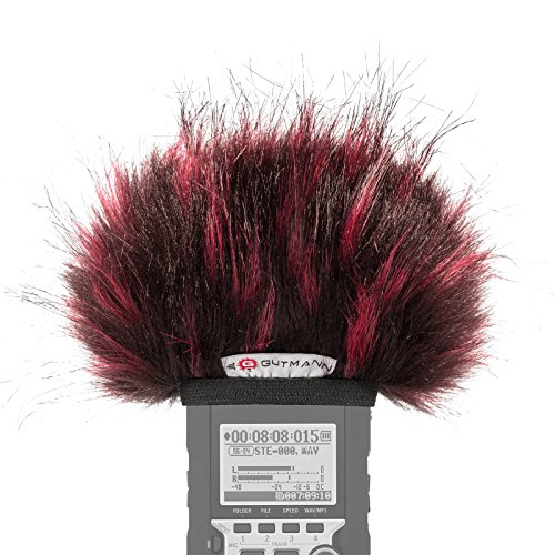 Gutmann Mikrofon Windschutz für Zoom H4n / H4nSP / H4n Pro Phoenix   Made in Germany