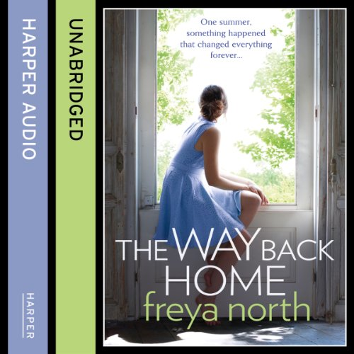 The Way Back Home audiobook cover art