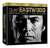 Clint Eastwood Anthologie : 40 films [Francia] [Blu-ray]