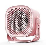 SHIXIMAO Calentador de Ventilador doméstico Dormitorio Oficina Mini...