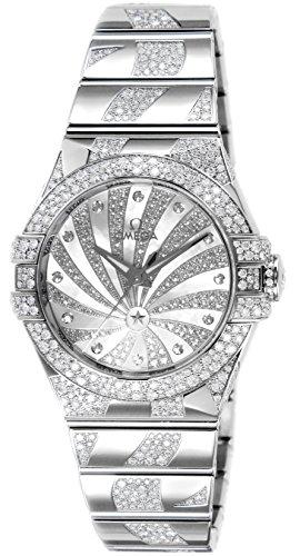 [オメガ] 腕時計 コンステレーション コーアクシャル自動巻 K18WG無垢 123.55.31.20.55.009 並行輸入品 シルバー
