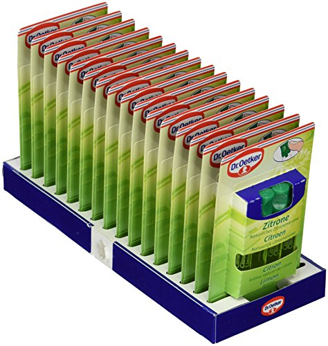 Dr. Oetker Backaroma Zitrone, 16er Pack (16 x 18 ml)