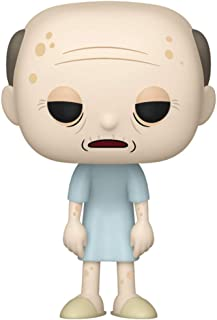 Funko Pop! Animation: Rick and Morty - Hospice Morty , Action Figure - 45436