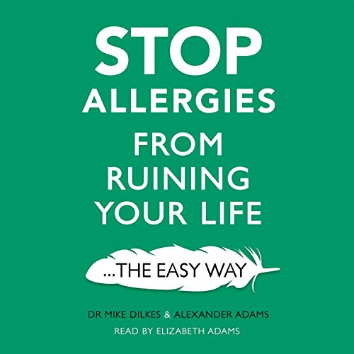 Stop Allergies from Ruining Your Life audiobook cover art