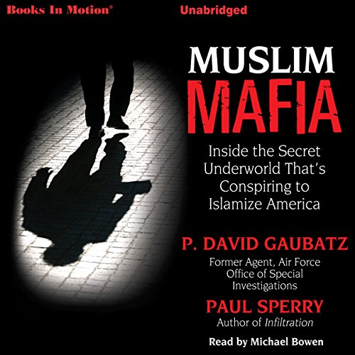 Muslim Mafia audiobook cover art