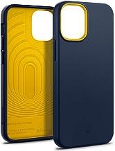 "Caseology Nano Pop Coque Compatible avec iPhone 12 Mini (5.4"") - Blueberry Navy"