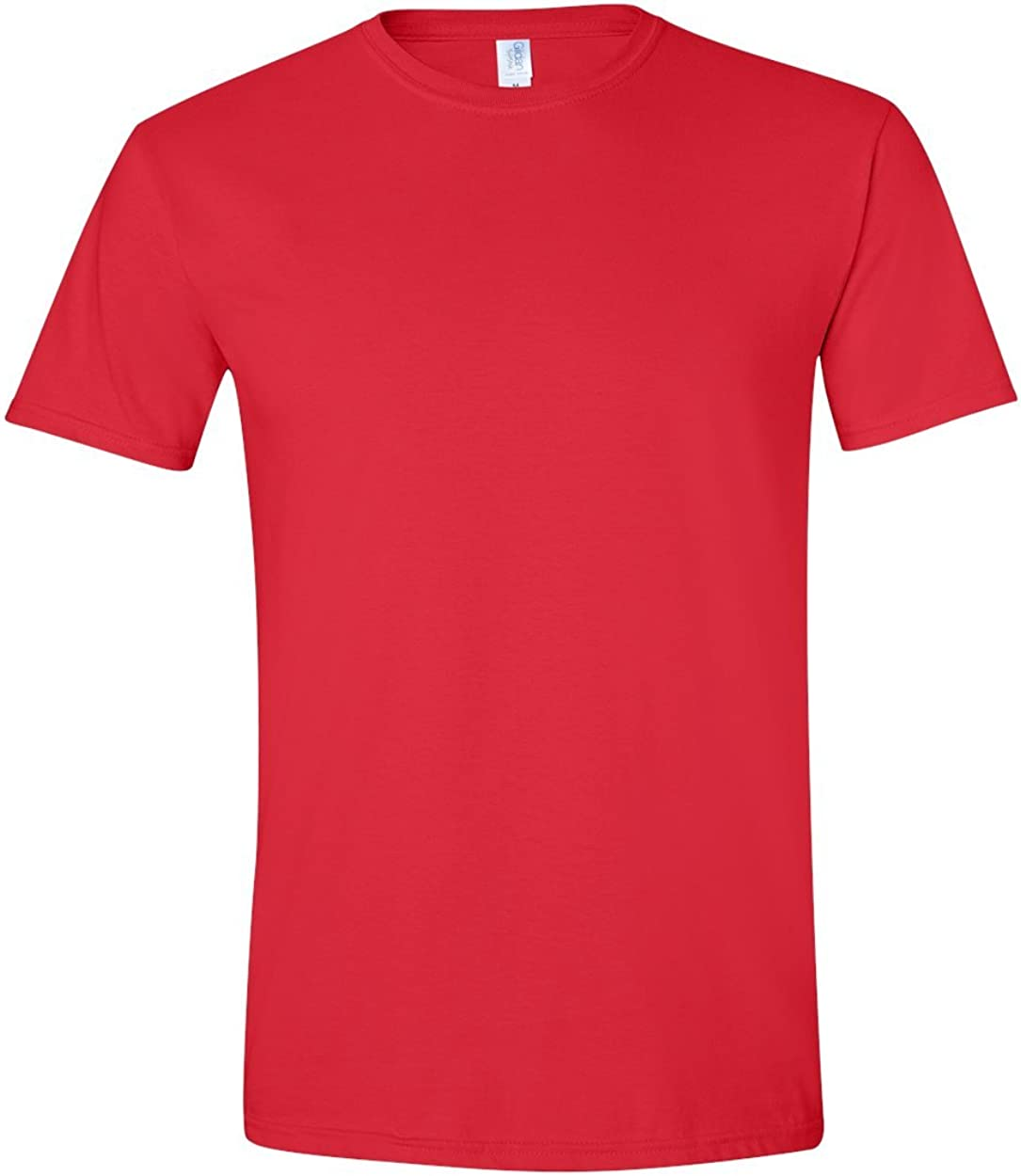4.5 oz. T-Shirt (G640) Red, S (Pack of 12)