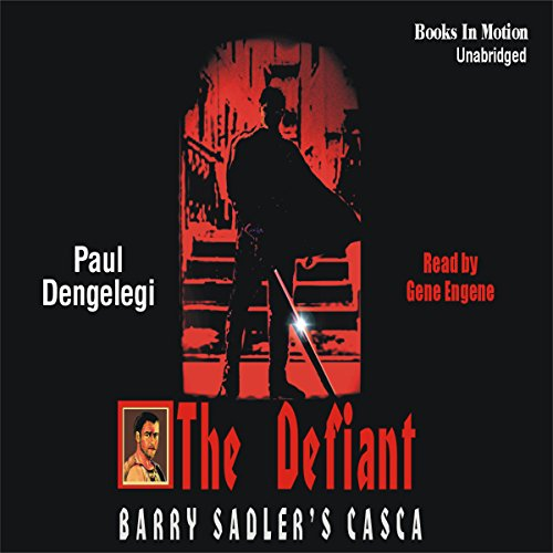 Casca: The Defiant: Casca Series #24 audiobook cover art