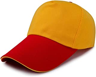 Baseball Cap Hat Male Summer Baseball Cap Casual Cap Sunscreen Visor Wild Travel Sun Hat
