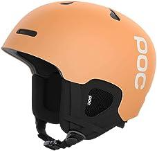 POC Auric Cut. Goed geventileerd, aanpasbare en veelzijdige skihelm, XS-S (51-54cm), Light Citrin Orange
