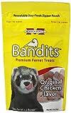 Marshall Bandidos Ferret Treat, 3-Ounce, Pollo
