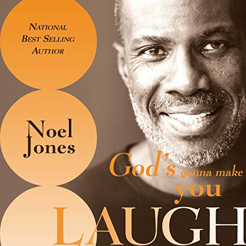 God's Gonna Make You Laugh audiobook cover art