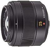 パナソニック 標準単焦点レンズ マイクロフォーサーズ用 ルミックス LEICA DG SUMMILUX 25mm/F1.4 II ASPH. ブラック H-XA025
