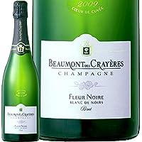 2009 フルール ノワール ブラン ド ノワール ブリュット ミレジム ボーモン デ クレイエール 正規品 シャンパン 辛口 白 750ml Beaumont des CrayeresFleur Noire Blanc de Noirs Brut Millesime