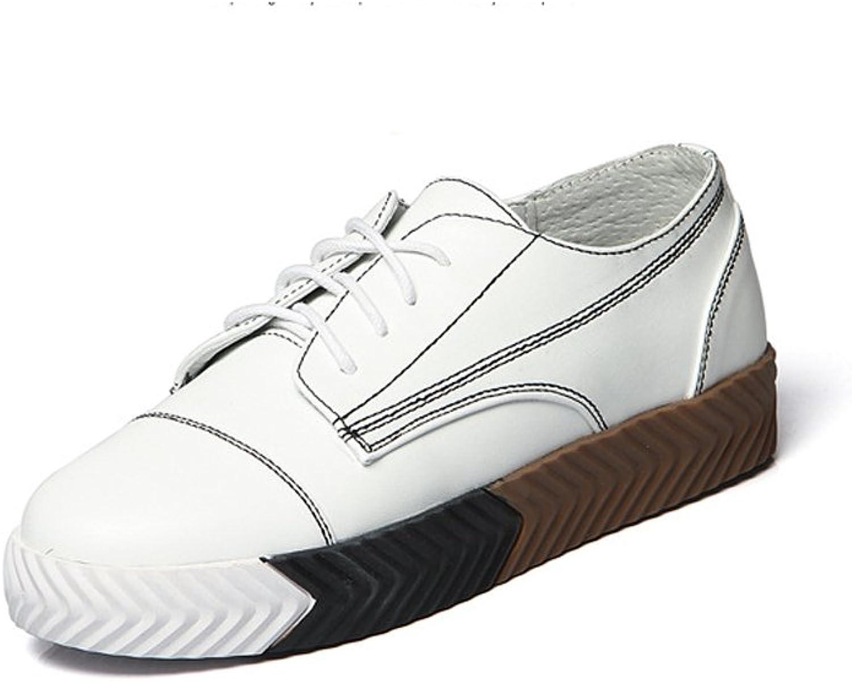 Ladola Womens Round-Toe Slip-Resistant Cycling Urethane Walking shoes