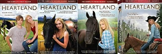 Heartland Complete Seasons 1-4