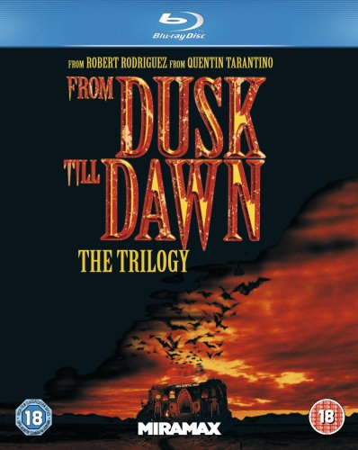 From Dusk Till Dawn 1-3 Complete Collection [Blu-ray]