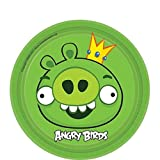 amscan Angry Birds Adventure Birthday Party King Pig...
