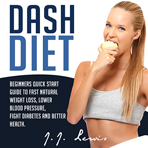 Dash Diet audiobook cover art