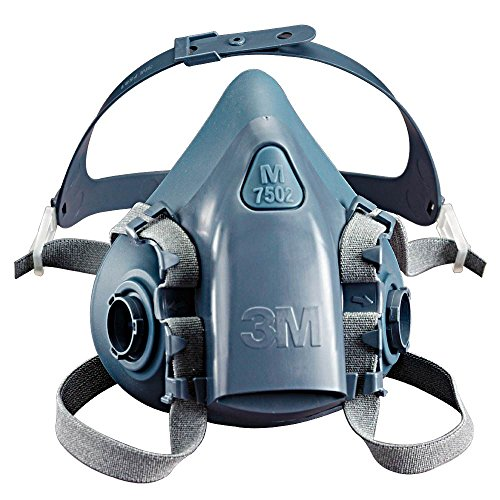 3M 7500 Series Reusable Respirator With Cool Flow Exhalation Valve (Medium)