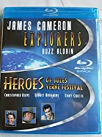 James Cameron Explorers-Heroes of [Blu-ray] [Import]
