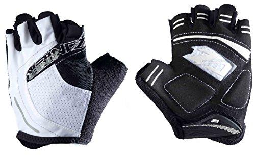 Zanier Erwachsene Galibier Handschuhe, Weiß, S