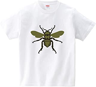 アメリカンバンブルビー(Tシャツ?ホワイト) (犬田猫三郎)