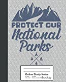 Online Study Notes: National Park Protect And Preserve Camping Hiking