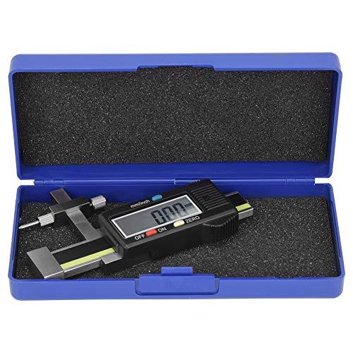 Stronerliou Digital Gap Step Gauge C1-10P Calibre de regla de espacio plano...