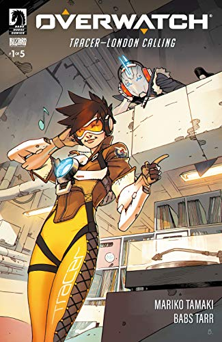 Overwatch: Tracer — London Calling #1