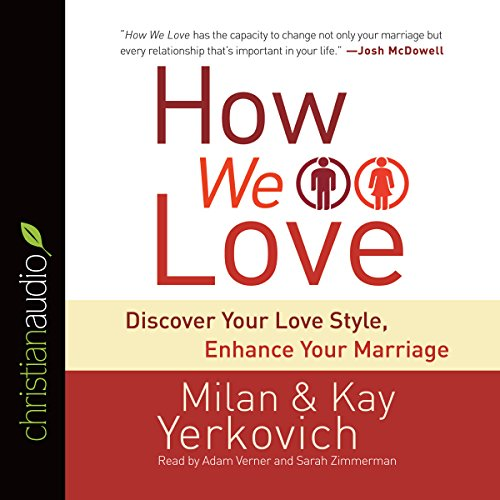 Couverture de How We Love