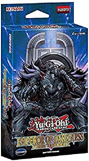 YuGiOh The Emperor of Darkness Structure Deck [Unlimited]